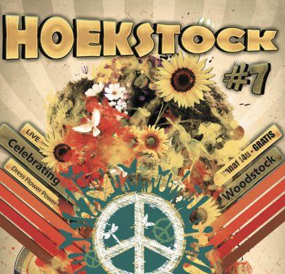 50 jaar Woodstock vieren met 7de editie Hoekstock