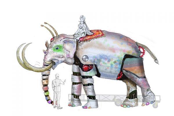 De Kaaimannen stellen voor : The Great White Grolephant – live op Facebook